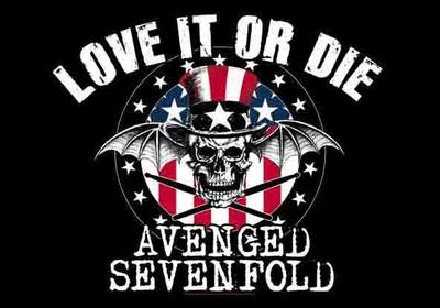 Avenged 7Fold - Love it or Die