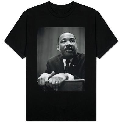 Martin Luther King Press Conference, 1964