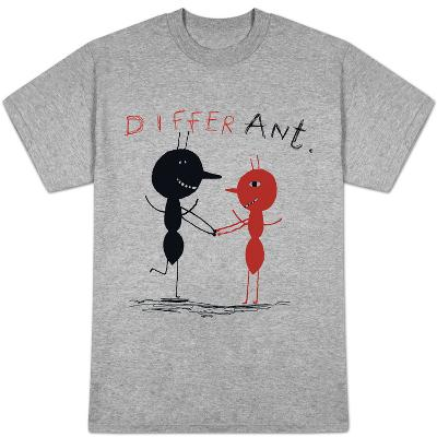 Differ Ant