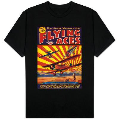Flying Aces Magazine Cover