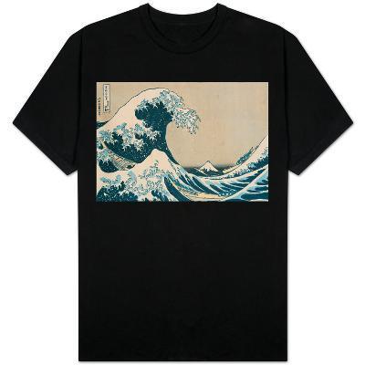 "The Great Wave of Kanagawa, from the Series ""36 Views of Mt. Fuji"" (""Fugaku Sanjuokkei"")"