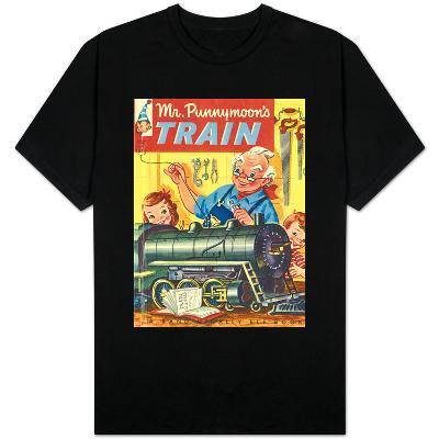 Mr. Punnymoons Train