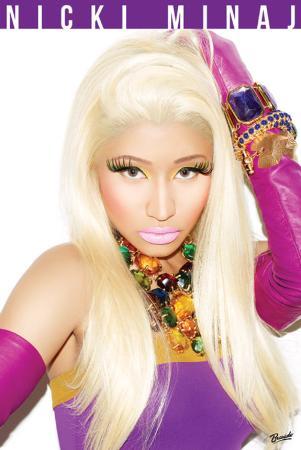 Nicki Minaj-Starships