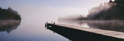 Jetty into Lake