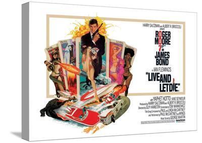 James Bond, Live and Let Die