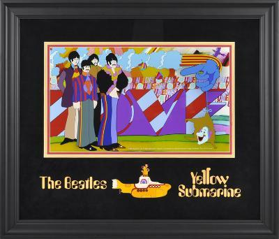 "The Beatles ""Yellow Submarine"" limited edition framed presentation"