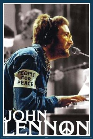 John Lennon People 4 Peace