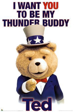 Ted Thunder Buddy