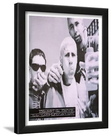 Beastie Boys (Group) Music Poster Print