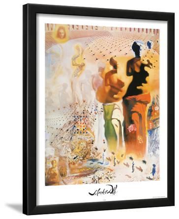Salvador Dali Hallucinogenic Toreador Art Print Poster