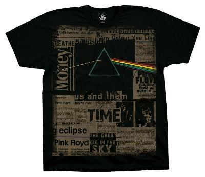 Pink Floyd - Dark Side Headlines