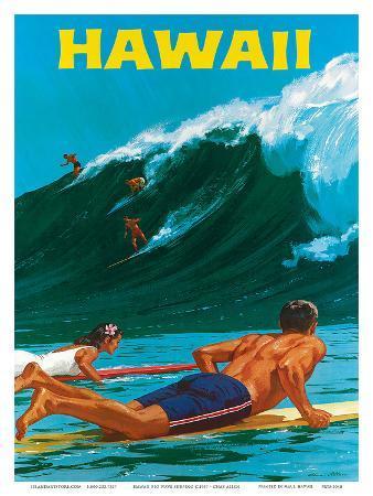 Big Wave Surfimg