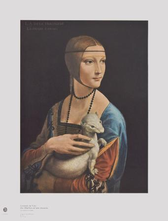 The Girl with the Ermine