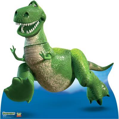Rex - Disney/Pixar Toy Story Dinomight