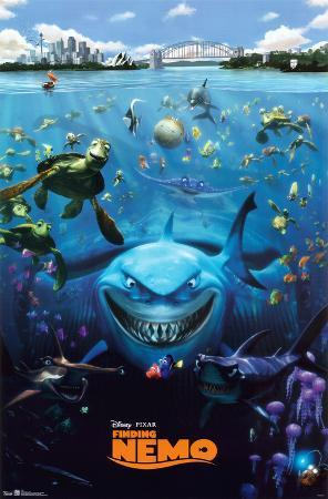 Finding Nemo Cast