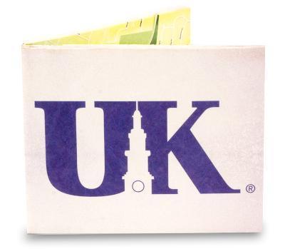 Kentucky Alumni Tyvek Mighty Wallet