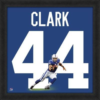Dallas Clark, Colts representation of the player's jersey