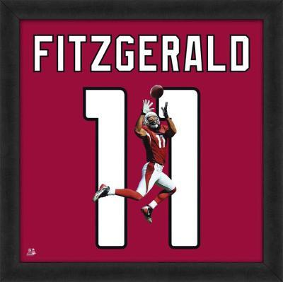 Larry Fitzgerald, Cardinals representation of the player's jersey