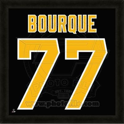 Ray Bourque, Bruins photographic representation of the player's jersey