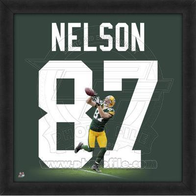 Jordy Nelson, Packers representation of the player's jersey