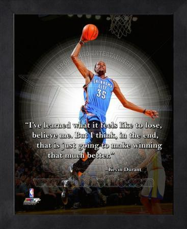 Kevin Durant ProQuote