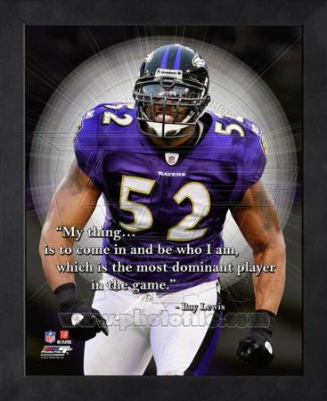 Ray Lewis ProQuote