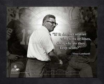 Vince Lombardi ProQuote