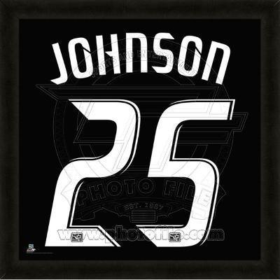 Sean Johnson, Fire representation of the player's jersey