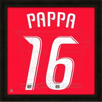 Marco Pappa, Fire representation of the player's jersey