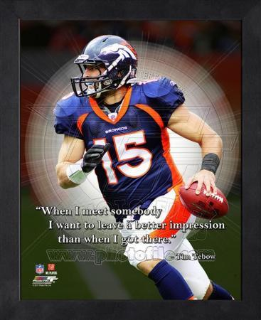 Tim Tebow ProQuote