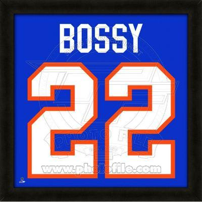 Mike Bossy, Islanders photographic representation of the player's jersey