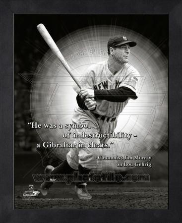 Lou Gehrig ProQuote