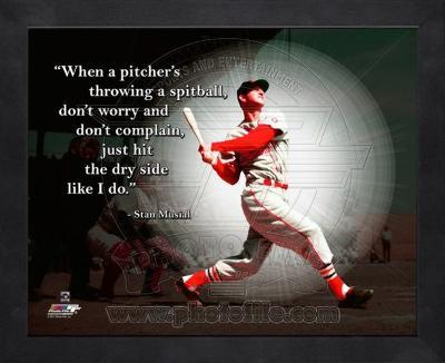 Stan Musial ProQuote