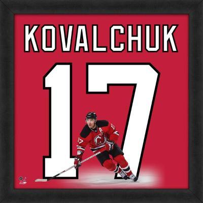 Ilya Kovalchuk, Devils representation of the player's jersey
