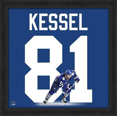 Phil Kessel, Maple Leafs representation of the player's jersey