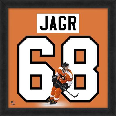 Jaromir Jagr, Flyers representation of the player's jersey