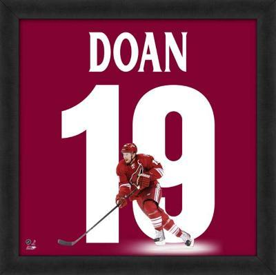 Shane Doan, Coyotes representation of the player's jersey
