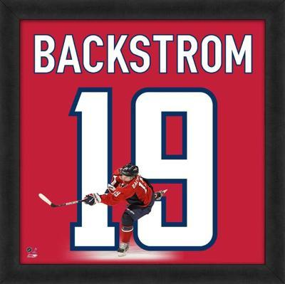 Nicklas Backstrom, Capitals representation of the player's jersey