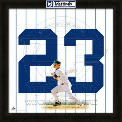 Don Mattingly, Yankees representation of the player's jersey