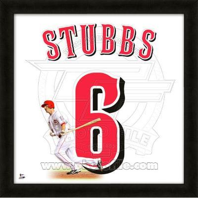 Drew Stubbs, Reds representation of the player's jersey