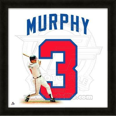 Dale Murphy, Braves representation of the player's jersey