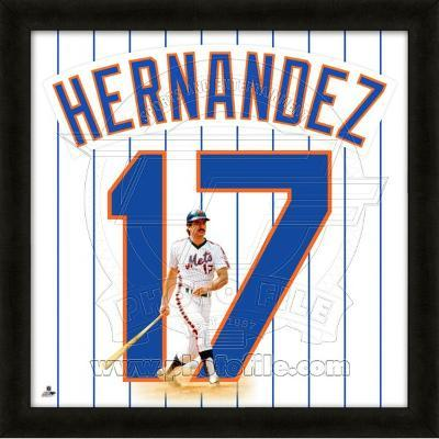 Keith Hernandez, Mets representation of the player's jersey