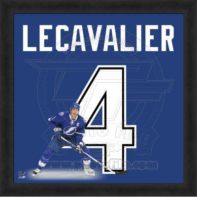 Vincent Lecavalier, Lightning representation of the player's jersey