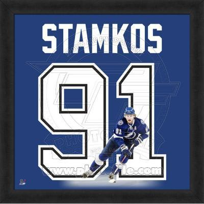 Steven Stamkos, Lightning representation of the player's jersey