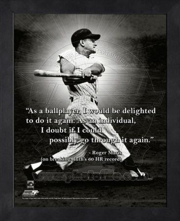 Roger Maris, New York Yankees, ProQuote