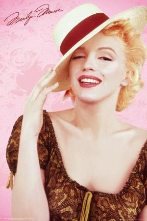 Marilyn Monroe - Hat