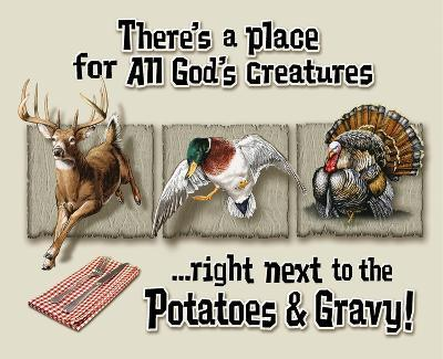 Place for All God's Creatures