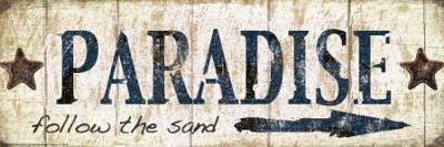 Paradise Follow the Sand