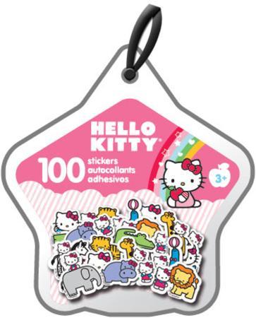 Hello Kitty BTS Sticker Ornaments