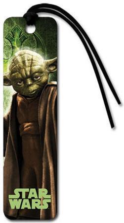 Star Wars - Yoda Collector's Beaded Bookmark